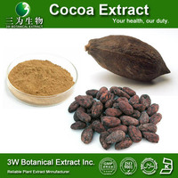 Food&Medical Grade Cocoa Bean Extract Alkalized Cocoa Powder 10-12% Low Price Cocoa Powder