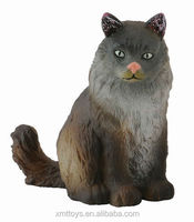 customized elegant and graceful animal figurine,cat figurine