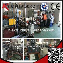 KTE-75 CE certificate low price best design of TPU plastic pelletizer