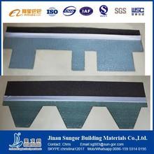 Roofing Material Fiberglass Asphalt Shingle Low Price