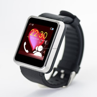 2015 Waterproof CE ROHS Smart watch with SIM card slot