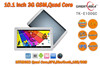 new arrive 10.1 inch MTK8382 smart android tablet pc 3g sim card slot with GPS