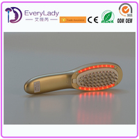 EveryLady portable hair regrowth laser hair comb