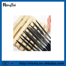 China best selling needle files 10pcs mini files knitting files