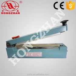 Hongzhan KS series mini impulse heat sealer with 200mm sealing size