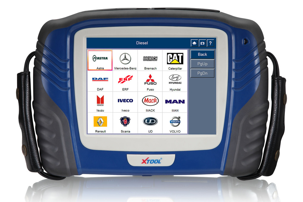 PS2 obd2 truck diagnostic tool special designed for Nissan UD Man