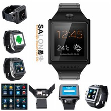 MTK6572 Dual Core GPS BT4.0 WiFi 5MP Camera Android Watch Phone
