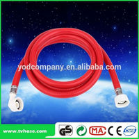 2 hours reply factory top quality washing machine hose sizes