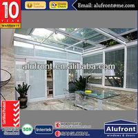 Customer's Made Aluminium Glass Sunroom for Solarium