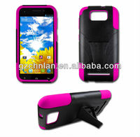 New arrival 2 in 1 hybrid blu cell phone cases for Blu studio 5.5