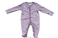 infant sleepwear long sleeve baby clothes pajamas