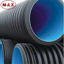 Large diameter plastic pipe pe corrugated pipe production line