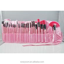 24 pcs Professional Cosmetic Makeup Brush Set natural make up brush tools facial brushes kits