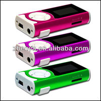 Good Quality With LCD Screen Mp3 Mp4 Digital Player Manual