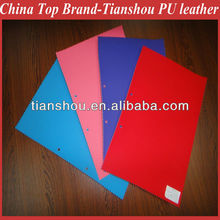 UM-34 100% PU synthetic leather artifical leather