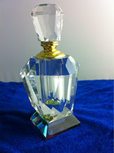 wedding gifts crystal perfume bottles,empty perfume bottles