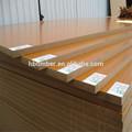 estándar de tableros mdf melamina con nombre de marca