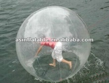 2012 Top Sale Professional Leading inflatable rolling ball for kids