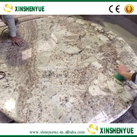 Modern Design Faux Marble Table for Sale