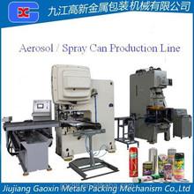 Aerosol / Spray Can Lid Production Line