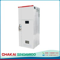 China's fastest growing factory best quality XGN66-12 Indoor Box-type Fixed Metal Sealed Switchgear metal clad switchgear cubicl