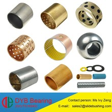 Sintered bronze bushing,oilite bronze bush.Oil Impregnate sintered bronze Bearing bushing