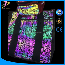 China high light color visible retro reflective fabric