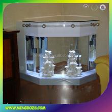 Big acrylic aquarium fish tank
