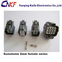 sumitomo female plastic electrical connector