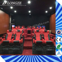 High Return Investment Crazy And Interesting 5D Cinema Movie System