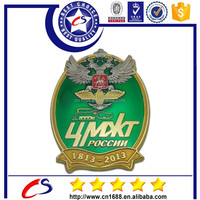 2015 Custom Pilot Wing Enamel Metal Lapel Pin Badge