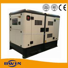 100kva industrial silent diesel generaror with ATS