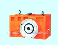 spare parts of gear box for plastic extrusion machine