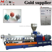 plastic products making machinery used / waste recycling plastic production line/cable making equipment