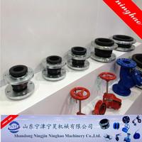 rubber expansion joints concrete materials