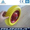 13inch,14inch,16inch wheelbarrow pu foam wheel 3.25/3.00-8