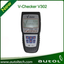 Multi-Language V-CHECKER V302 Covers all modes of A-udi, Volkswagen, Skoda and Seat