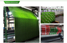 Sports anti UV sports field Artificial grass with soft touching surface and diamond shape yarn