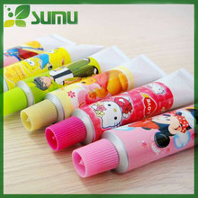 Cartoon Printing Pattern Small Tooth Paste Office School Ball Pen Cheap