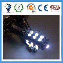 2015 superbright led car lamp H7 , auto led bulb H7 18SMD 5050 , led car light 12v