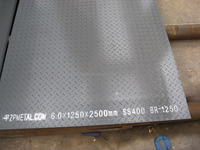 ss400 Checker Plate Specification