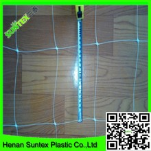 Heavy duty long-lasting polyester trellis netting plant support net / plants protection net