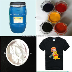textile ink printing on cotton t shirt