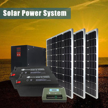 2015 new high quality photovoltaic 6kw power 1000kw solar energy system