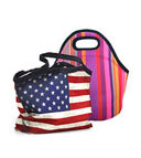 lunch bag, canvas bag
