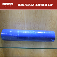 LLDPE 450mm Width pallet Blue Hand Use Stretch Film for Packing