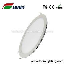 Backlight Led Panel Light120 Degree Beam Angel SMD2835 100lm/w Round Panel Backlight Led Panel Light