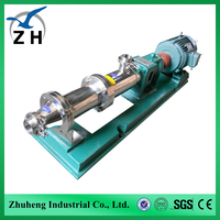 G Series mono single screw pump