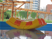 water teeter totter / inflatable aqua seesaw toys