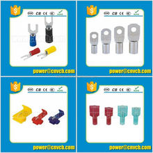 factory price brass terminal RV, SV,E and TE series cable terminal